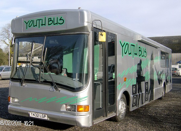 Dennis Dart Caetano Mobile Youth Club